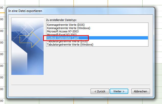 Kalender von Outlook zu Outlook übertragen › Anleitungen